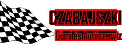 Czabajszki Gumi és Autó Szerviz
